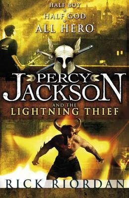List of all percy jackson books in order