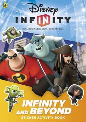 Infinity and Beyond Sticker Activity Book
