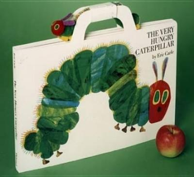 The Very Hungry Caterpillar Giant Board Book Eric Carle