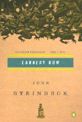 JOHN STEINBECK ~ CANNERY ROW ~ SIGNED 1945 1st Edition 1st War Time Printing