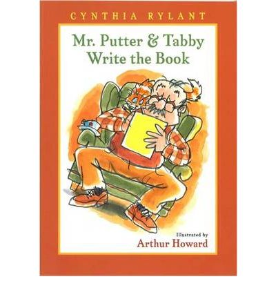 Mr Putter and Tabby Write the Book