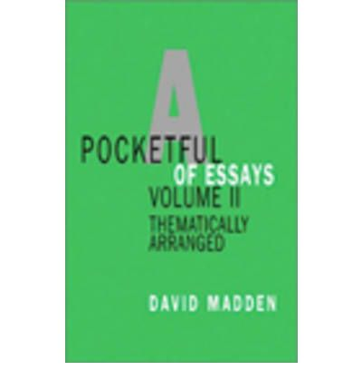 a pocketful of essays A pocket book of collected essays oyunga - goncharov - hayes - ko - monteiro - paul table of contents authentic architecture.