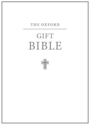 Free audio for books online no download The Oxford Gift Bible 2003 : Authorized King James Version 9780191001512 PDF