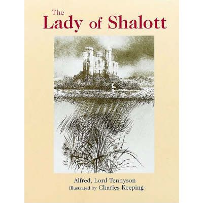 a review of tennysons book the lady of shalott