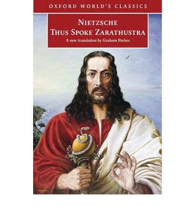 thus spoke zarathustra essay Editorial reviews review , also translated as thus spoke zarathustra treatise  by friedrich nietzsche, written in four parts and published in german between.