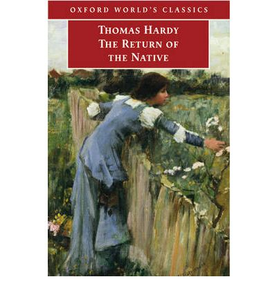an analysis of characters and environment in the novel the return of the native by thomas hardy The return of the native illustrates the class and sexuality in the novel this edition, essentially hardy's the return of the native thomas hardy.