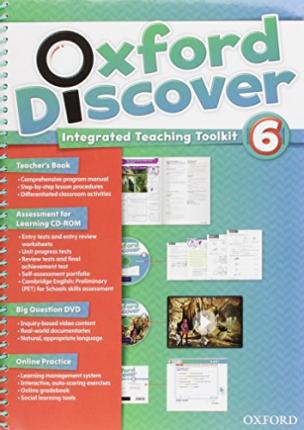 Oxford Discover: 6: Integrated Teaching Toolkit
