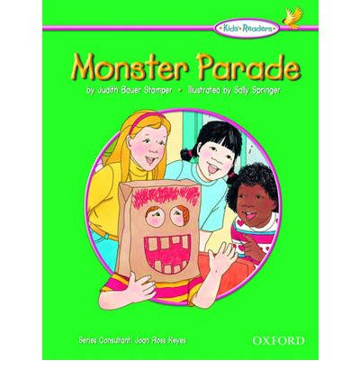 Kids' Readers: Monster Parade