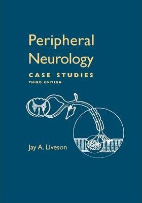 peripheral neurology case studies Introduction: peripheral neuropathy (pn) is a known but uncommon  for sle  diagnosis) and presenting pn at any time of the disease course are studied   we report the case series of five patients presenting with pn attributable to sle,.