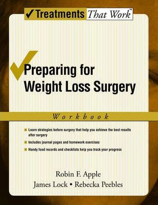Preparing for Weight Loss Surgery: Workbook