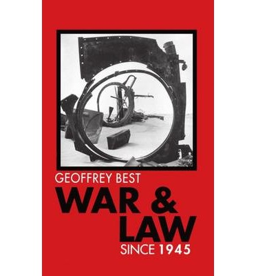 War and Law Since 1945