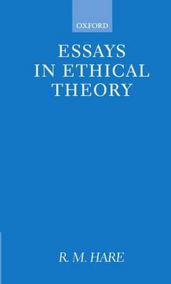 hare essays in ethical theory