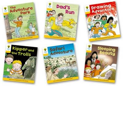 Oxford Reading Tree: Level 5: More Stories C