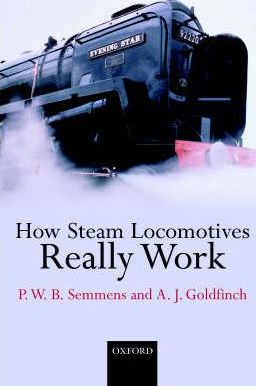 How Do Steam Locomotives Really Work?