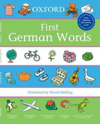 Oxford First German Words
