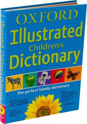 Oxford Illustrated Children's Dictionary 2010