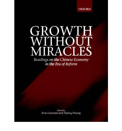 Growth without Miracles