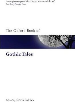 The Oxford Book of Gothic Tales