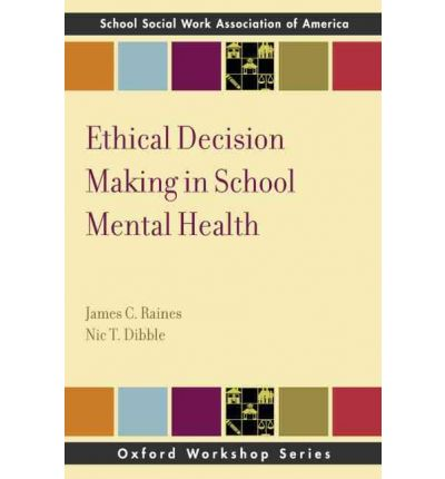 ethical decision making in social work Ethical decision making in social work ethical decision making working and interning in the helping profession and being a practicing social worker, i am confronted with ethical dilemmas, whether internal or external, most ethical dilemmas are because by my strong values whether i think of doing something unethical or feel as i am doing.