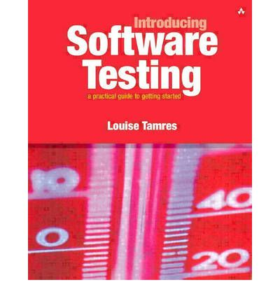 Introducing software testing louise tamres