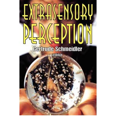 extrasensory perception essay Have you ever had a vision of something before it has actually occurred if so, you might just have extrasensory perception learn more about.