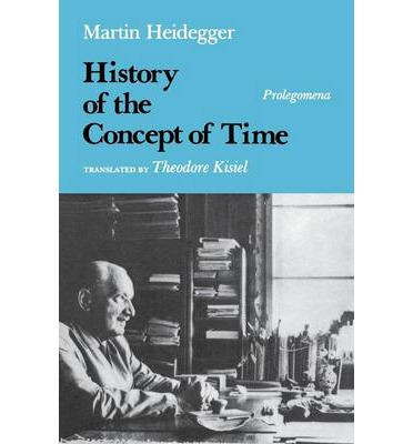 A History of the Concept of Time