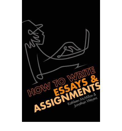 how to write essays and assignments mcmillan How to write essays & assignments 2nd edition by kathleen mcmillan and publisher pearson (intl) save up to 80% by choosing the etextbook option for isbn: 9780273743828, 0273743821 the print version of this textbook is isbn: 9780273743811, 0273743813.