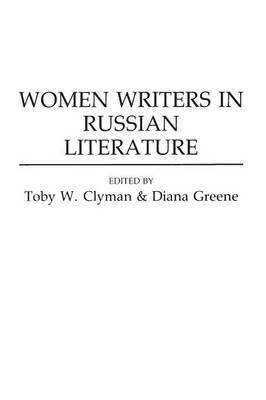 Women Writers In Russian 58