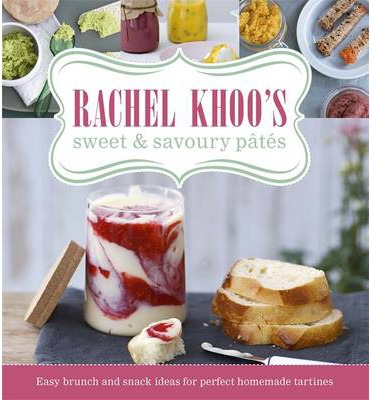 Rachel Khoo's Sweet and Savoury Pates