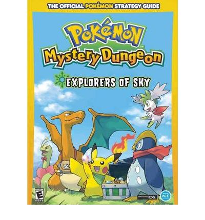 Pokemon Mystery Dungeon 2