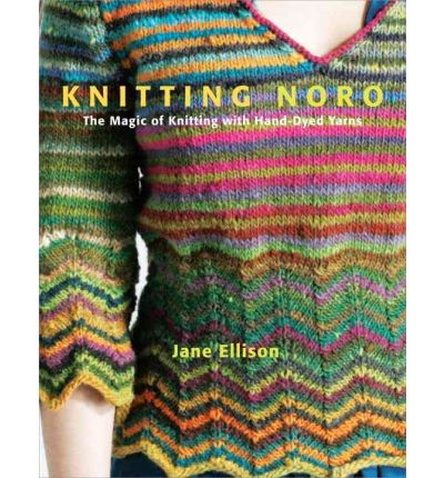 Knitting Pattern Books Nz : Knitting Noro : Jane Ellison : 9780307586551