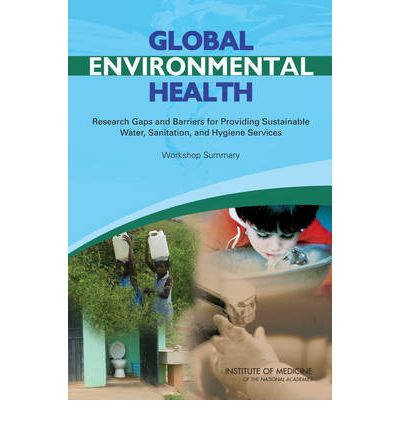 Global Environmental Health : Research Gaps and Barriers for Providing Sustainable Water, Sanitation, and Hygiene Services: Workshop Summary