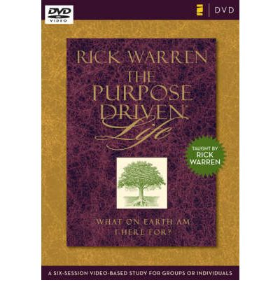 driven essay life purpose rick warren