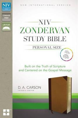 Gallagher Walter: Download NIV Zondervan Study Bible, Personal Size