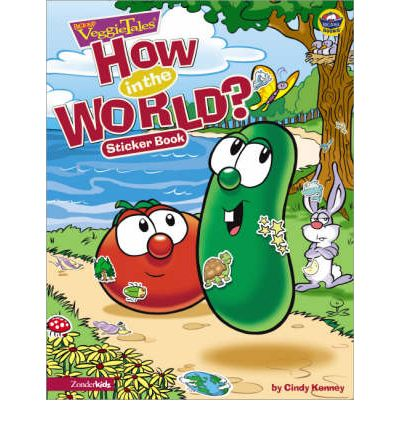How in the World? : Sticker Book