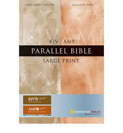 Amazon.com: amplified parallel bible