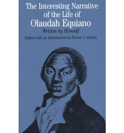 An introduction to the interesting narrative of olaudah equiano
