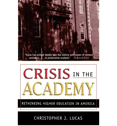 continuing crisis in tertiary education of Faulty towers: the crisis in higher education the exploitation of contingent labor, a shrinking middle class books like taylor's crisis on campus.
