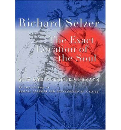 the knife richard selzer Confessions of a knife richard selzer merging art and religion with science, these largely autobiographical essays delve deeply into the emotional territory of medicine commonly avoided by other writers.