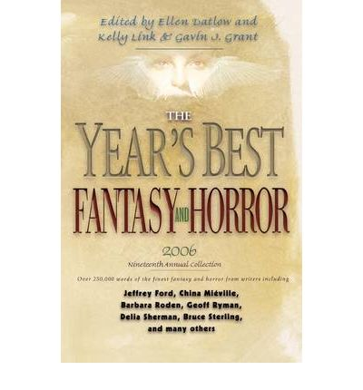 The Year's Best Fantasy and Horror 2006