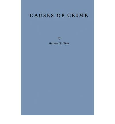 causation of crimes 07062018 of all of the misunderstood statistical issues, the one that's perhaps the most problematic is the misuse of the concepts of correlation and causation.