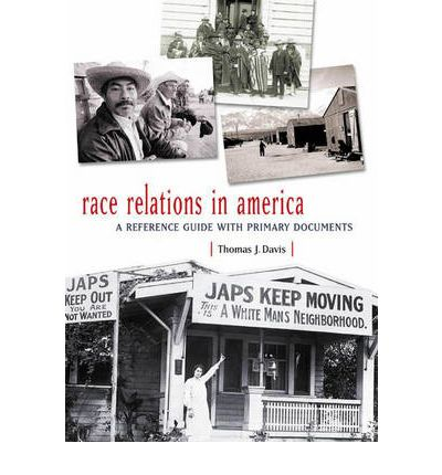 the establishment of race relations in america Many americans might not know the more polemical side of race writing in our  history the canon of african-american literature is well.