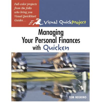 Libros descargables de amazon Managing Your Personal Finances with Quicken in Spanish DJVU by Tom Negrino