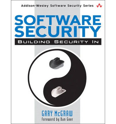 Software Security : Building Security In