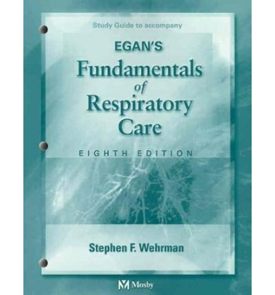 Download di libri online gratuiti Study Guide to Accompany Egans Fundamentals of Respiratory Care (Italian Edition) PDF PDB CHM by Stephen F. Wehrman