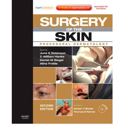 Surgery of the Skin: Expert Consult - Online and Print with DVD