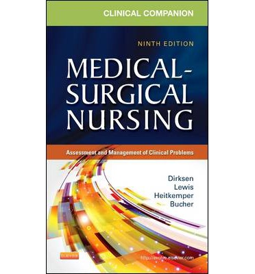 medical surgical nursing clinical companion pdf