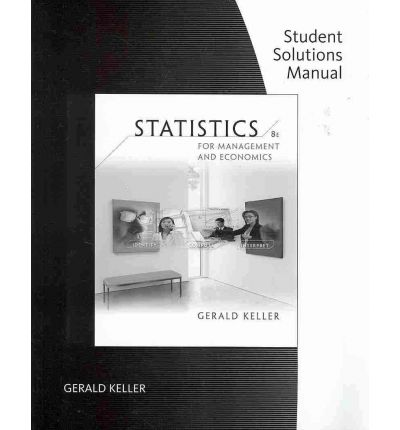 statistics keller chapter 12 solutions Here you can finally learn about all of the amazing things you need to be an expert in statistics become an expert by checking out soltions to elementary statistics 12th.