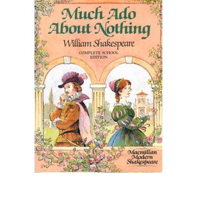 a discussion of the dramatic form of the comedy much ado about nothing by william shakespeare Much ado about nothing in william shakespeare's much ado about nothing the play is entertaining because it is a comedy about love with an element of drama.