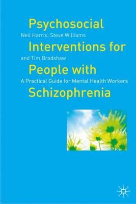 nursing interventions for schizophrenia Schizophrenia rehabilitation attempts to increase an individual's level of  this  paper will focus on the wide range of interventions that are implemented in.